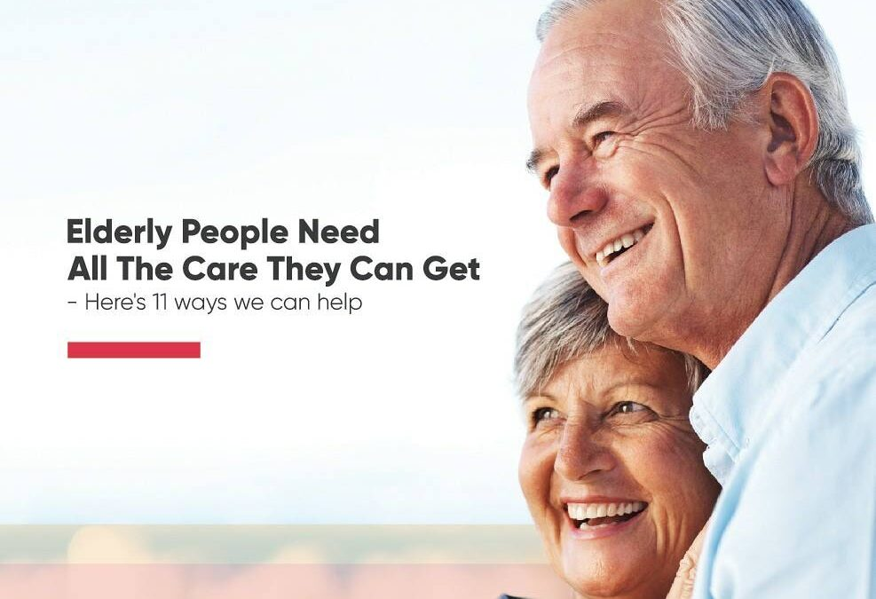 Home Caregiver For Your Elderly Parents