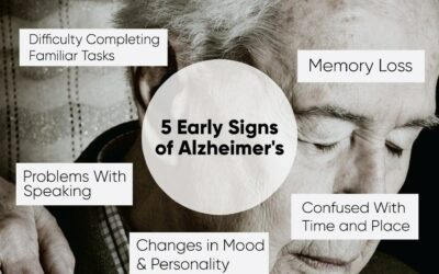 5 Early Signs of Alzheimer
